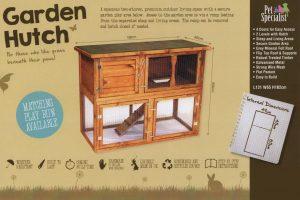garden hutch